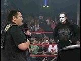 TNA: The Sting/Samoa Joe Contract Signing