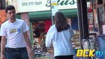 Asking Strangers For Food VS Asking The Homeless For Food! (Social Experiment)