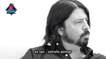 Dave Grohl habla de Kurt Cobain y de su rol en Nirvana (Subtitulado)