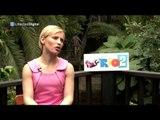 Entrevista a Soraya Arnelas por la película 'Rio 2'