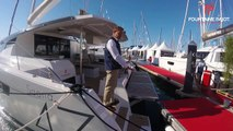 Fountaine Pajot Saona 47 sailing catamaran
