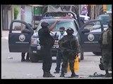 Detienen a 13 policías tras enfrentamiento en Sinaloa