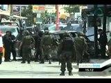 La violencia no cesa en Sinaloa con los enfrentamientos entre militares y delincuentes