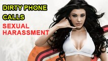 Koena Mitra Gets Sexually DIRTY Calls From A Stranger  Sexual Harassment