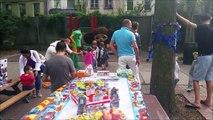 Cheburashka and Krokodil Gena Birthday Party in NYC