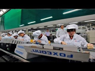 Foxconn to replace workers with 1 million robots