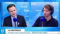 """Pierre-Yves Bournazel : """"Nous avons voulu faire des jeux écologiques en 2024"""""""