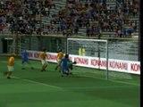 PES 2011 PS2 Ridiculous own goal  komiczny gol samobójczy
