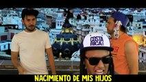 Enrique Iglesias SUBEME LA RADIO (PARODIA/parody) ft. Descemer Bueno, Zion & Lennox EUGENI