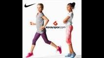 Nike Genç Grubu Günlük Kullanıma Uygun Nefes Alan Malzemeden Tek Alt ve Tişörtler