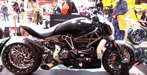 2017 Ducati xDiavel - Walkaround - 2016 EICMA Milan