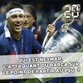 Neymar, le joueur le plus cher de l'histoire du foot