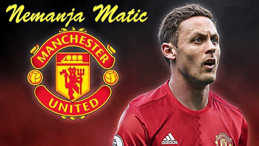 Nemanja Matic's first Impression in Manchester United