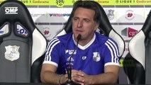 Conférence de Presse Amiens SC - Match PSG / Amiens SC