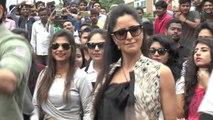 Katrina kaif funny Dance in indore janjeerwala chaouraha dance