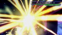 SD Gundam G Gen. OW Psyco Gundam Mk II (Flying Fortress mode) All Animations HQ Texture Pa
