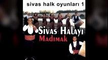 Bekir Arıs - Sivas Halk Oyunları, Vol. 1 / Sivas Halayı Madımak (Full Albüm)