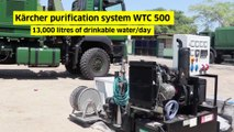 WATER PURIFICATION SYSTEM by KARCHER