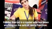 Fabiha Sherazi Net Worth, Salary, Lifestyle, Houses, Early Life