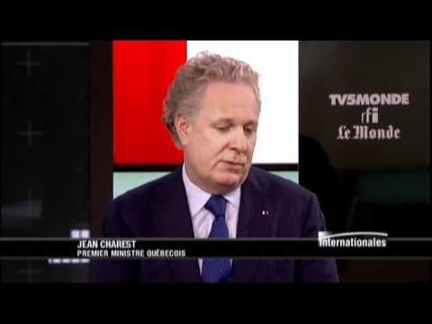Jean Charest: La souveraineté, une question toujours actuelle