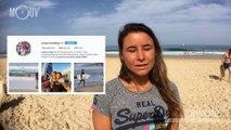 L'interview (1)dispensable : Johanne Defay (surf)