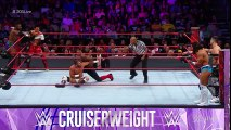 Akira Tozawa, Rich Swann & Cedric Alexander vs. Ariya Daivari, TJP & Tony Nese  Raw, July 31, 2017