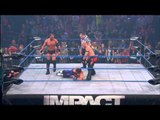 James Storm and AJ Styles vs. Kazarian and Christopher Daniels - Nov 29, 2012