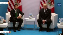 Leaked Transcript Reveals Trump Told Mexican President Not To Publicly Oppose Paying For Border Wall