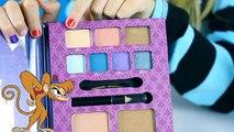 Beauté beauté Livre mal Regarde beauté maquillage reine examen Ensemble tutoriel scélérat Disney cosplay p