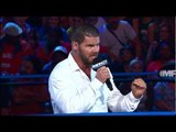 Bobby Roode wants answers from The Aces and Eights
