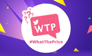 #WhatThePrice How to Buy Products at a Reduced Price by Retweeting!