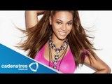 Beyonce sufre accidente en concierto de Montreal / Beyonce concert suffers accident