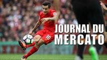 Journal du mercato : Neymar déclenche l'effet domino sur le marché