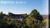 Çanakkale Ayvacık - 2.4KW/Sa Mppt Güneş Enerjisi Sistemi Egetron Enerji