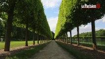 Visite du domaine de Villarceaux à Chaussy ( 95 )