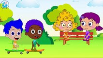 BUBBLE GUPPIES Nonny & Friend Bother Girlfriend In The Park