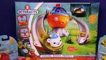 Compilé des œufs complet lanceur course course fou de la vitesse Disney junior octonauts gup thomas minis surprise