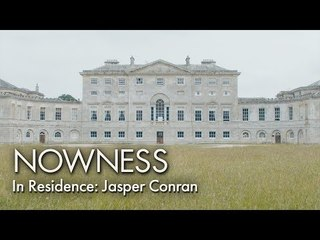 In Residence: Jasper Conran
