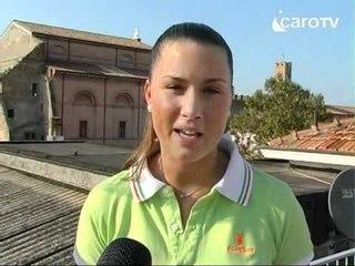 Icaro Tv. Elisa Niero, nuovo opposto dell'Icaro Tv Volley Rimini