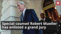 Special counsel Robert Mueller enlists grand jury