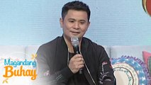 Magandang Buhay: Ogie dedicates his song to his wife