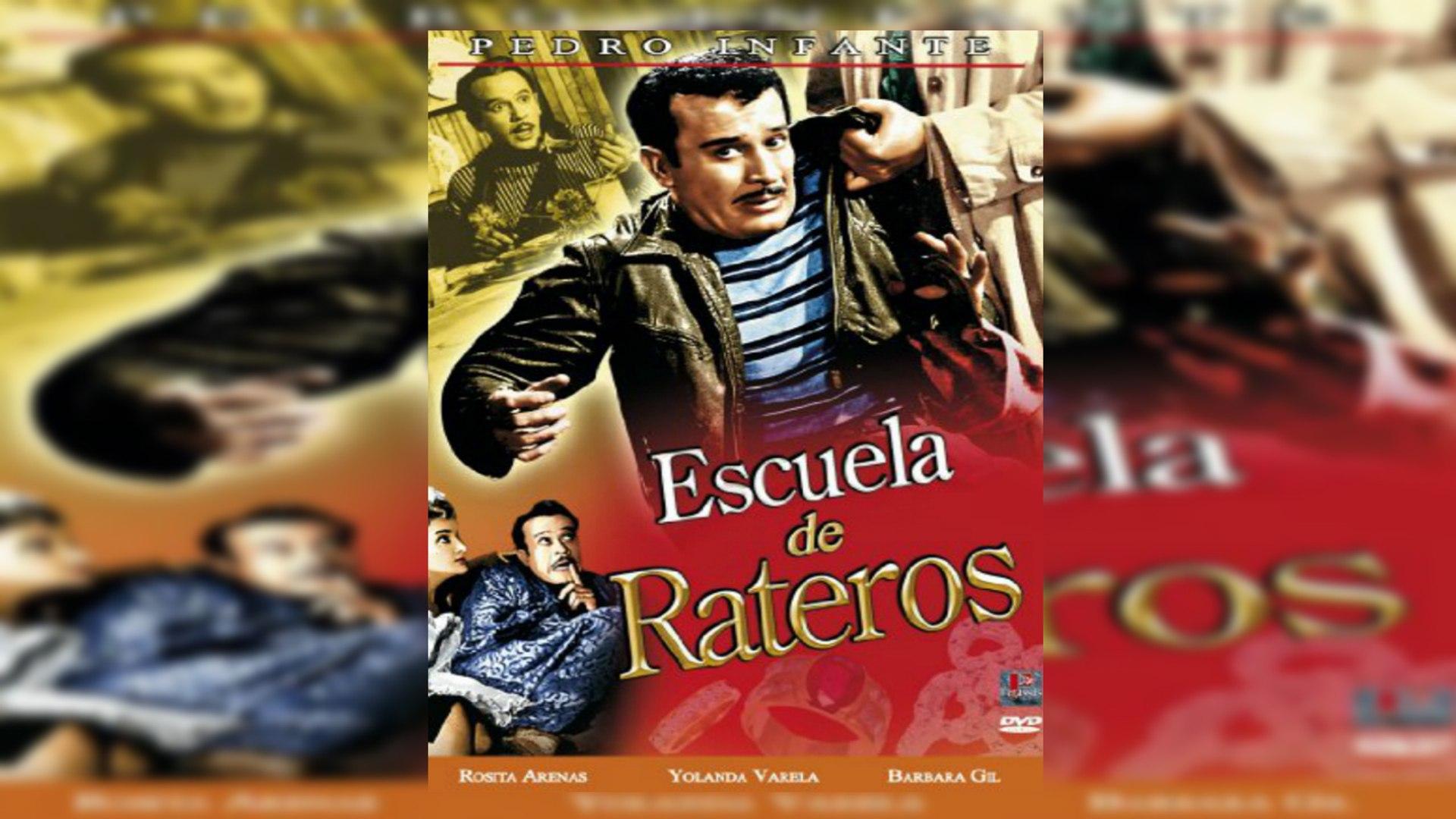 Escuela De Rateros Pedro Infante Parte 1 2 Vídeo Dailymotion