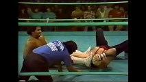 Manny Fernandez/Tiger Conway Jr vs The Spoiler/Kelly Kiniski (Southwest Championship Wrestling October 1981)