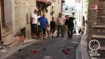 Drôle de sport - Une partie de boules… carrées
