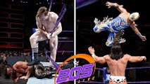 WWE 205 Live 1st August 2017 Highlights - WWE 205 Live 8_1_17 Highlights