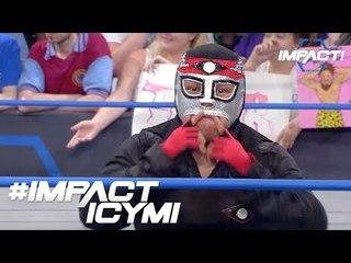 Trevor Lee vs. Octagoncito X-Division Match   #IMPACTICYMI July 27th, 2017