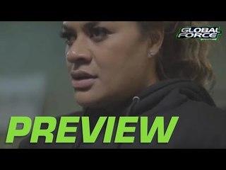 GFW Triple Threat Women's Match Up   Christina Von Eerie vs. Mickie James vs. LeiD Tapa   #Preview