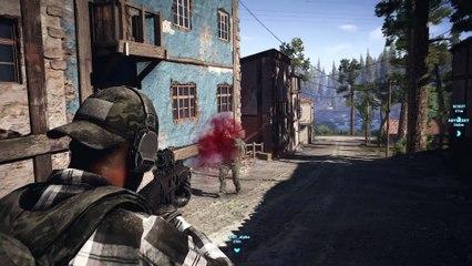 Ghost War PVP First Look de Tom Clancy's Ghost Recon : Wildlands