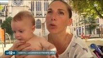 Canicule : Les enfants en première ligne, quels gestes adopter ? Regardez