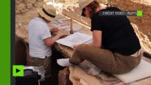 Découverte exceptionnelle d'«une petite Pompéi» française près de Lyon